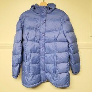 XL Women's LL Bean Puffer Winter Coat
